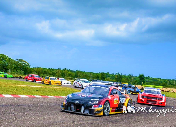 The Caribbean Motor Racing Championship