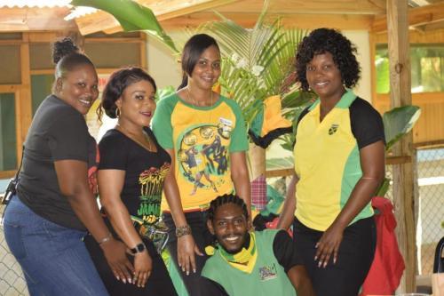 Jamwest staff group